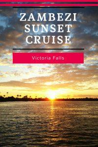 Zambezi Sunset Cruise in Victoria Falls