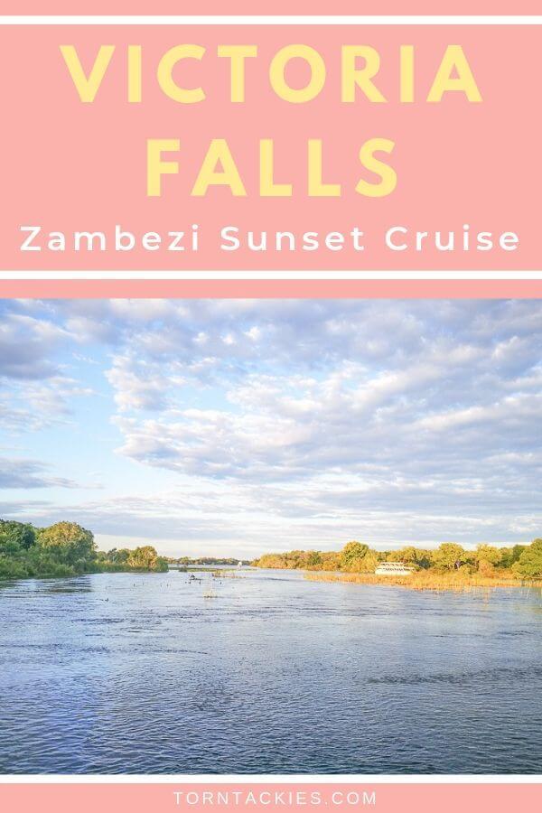 Zambezi River cruise in Victoria Falls, Zambia or Zimbabwe