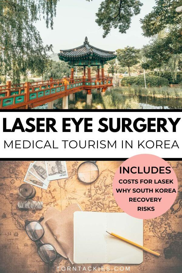 Laser Eye Surgery in South Korea - Torn Tackies Travel Blog