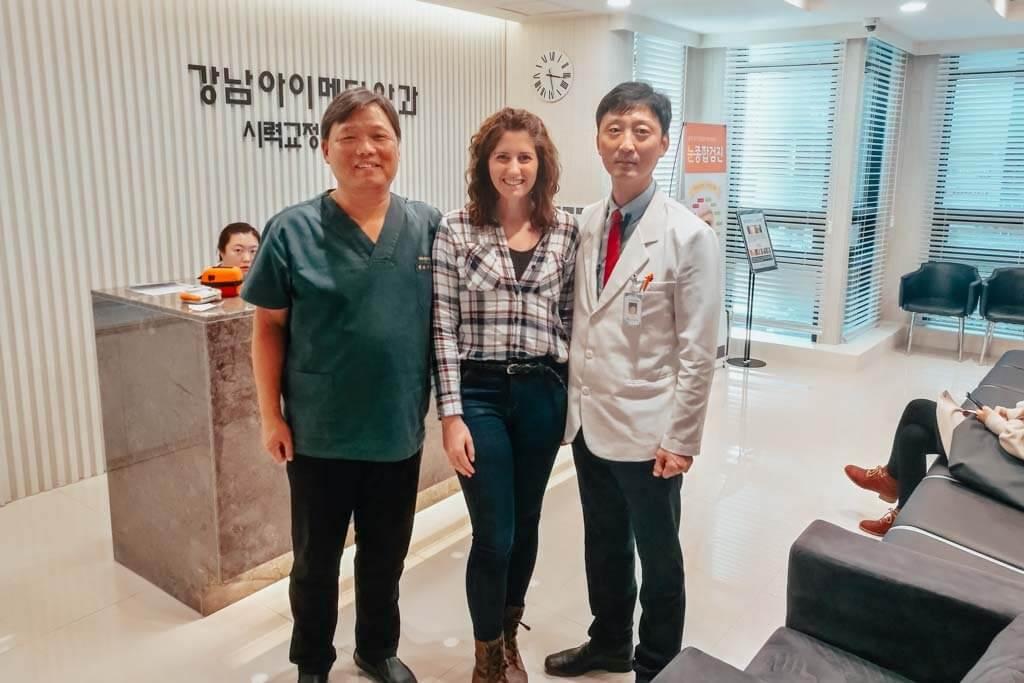 best eye clinic in seoul, korea