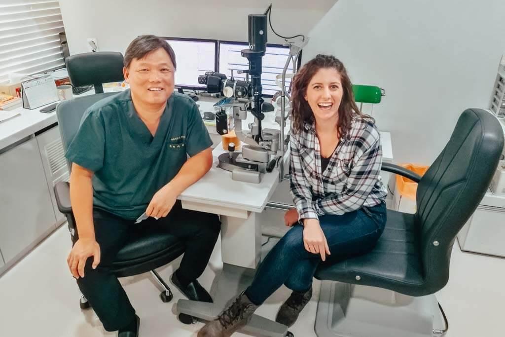 eye surgery in korea