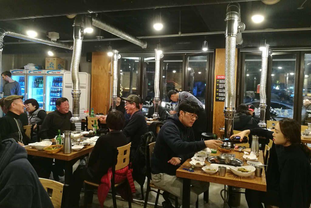 My favorite BBQ restaurant in Korea