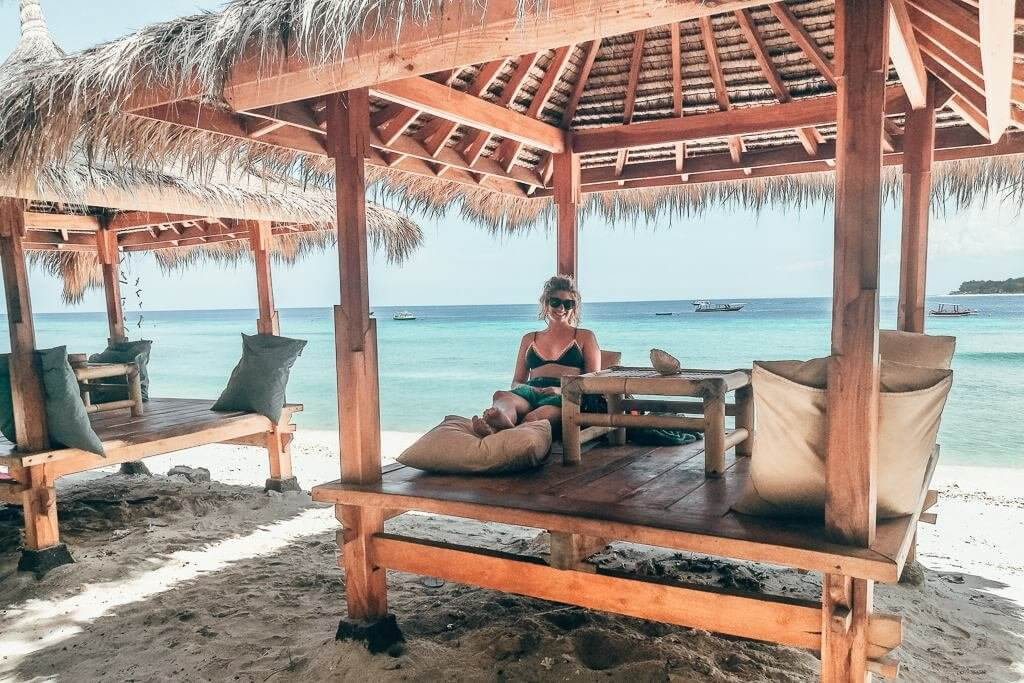 travel to the Gili Islands, Indonesia