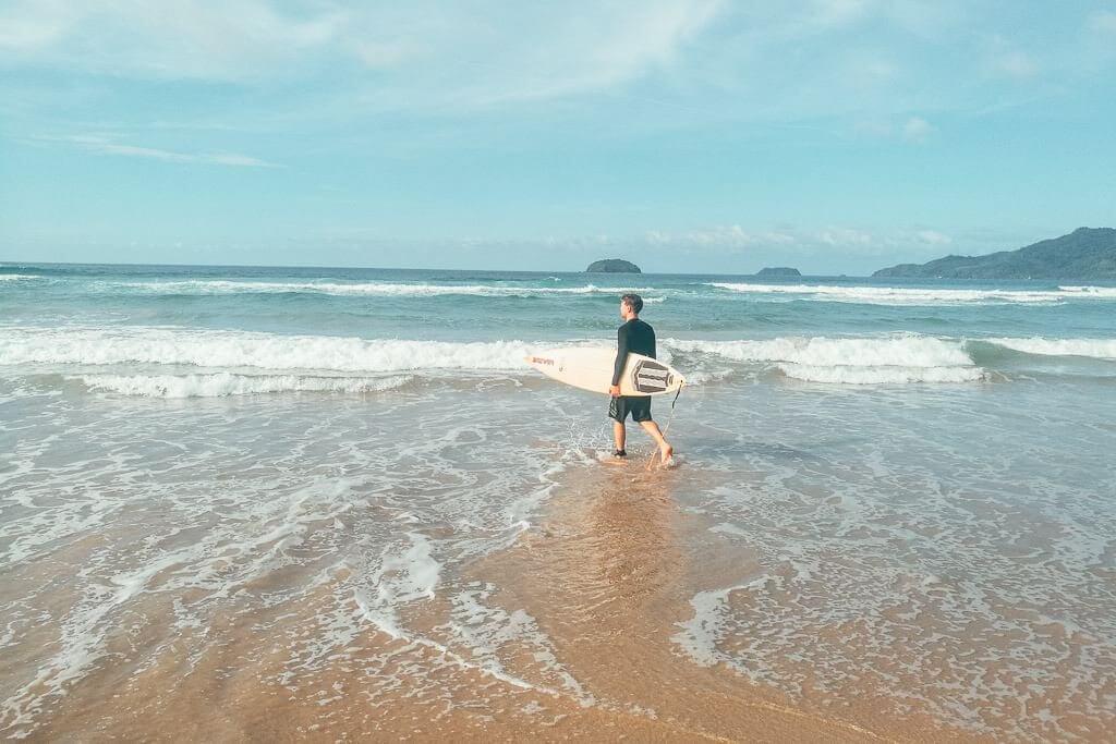 Best Beaches in El Nido Palawan