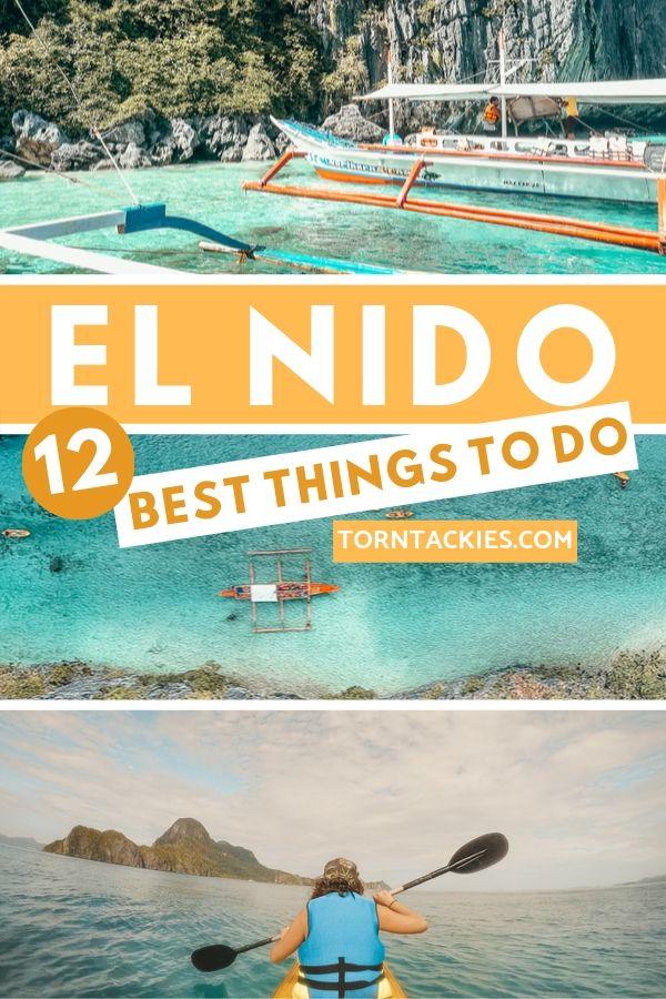 Best Things To Do In El Nido Palawan, Philippines - Torn tackies Travel Blog
