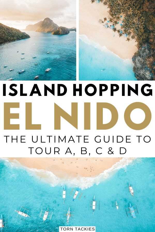 Island Hopping in El Nido, Philippines - Torn Tackies Travel Blog