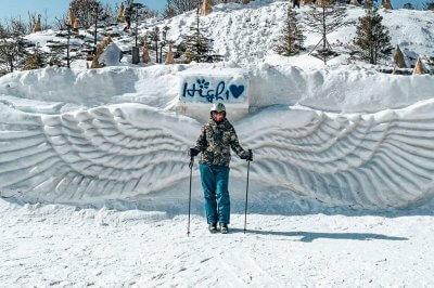 High1 ski resort in Korea