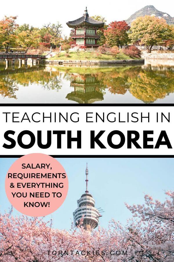 Teaching English in South Korea - Torn Tackies Travel Blog