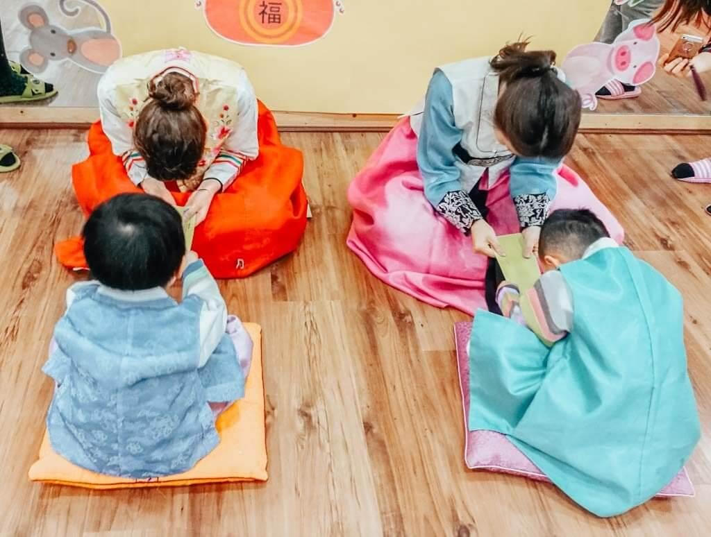 public vs private school in South Korea