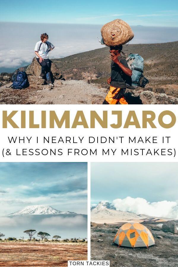 Kilimanjaro Climb in Tanzania - Torn Tackies Travel Blog