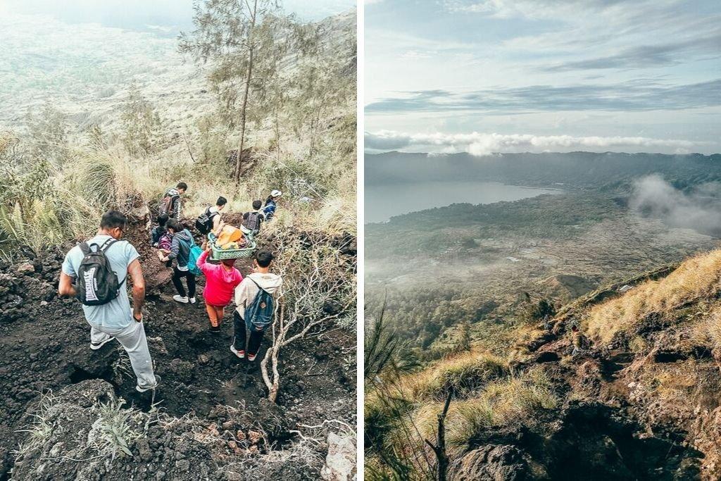 Mount Batur difficulty