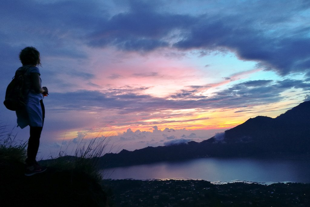 Mount Batur hike for sunrise