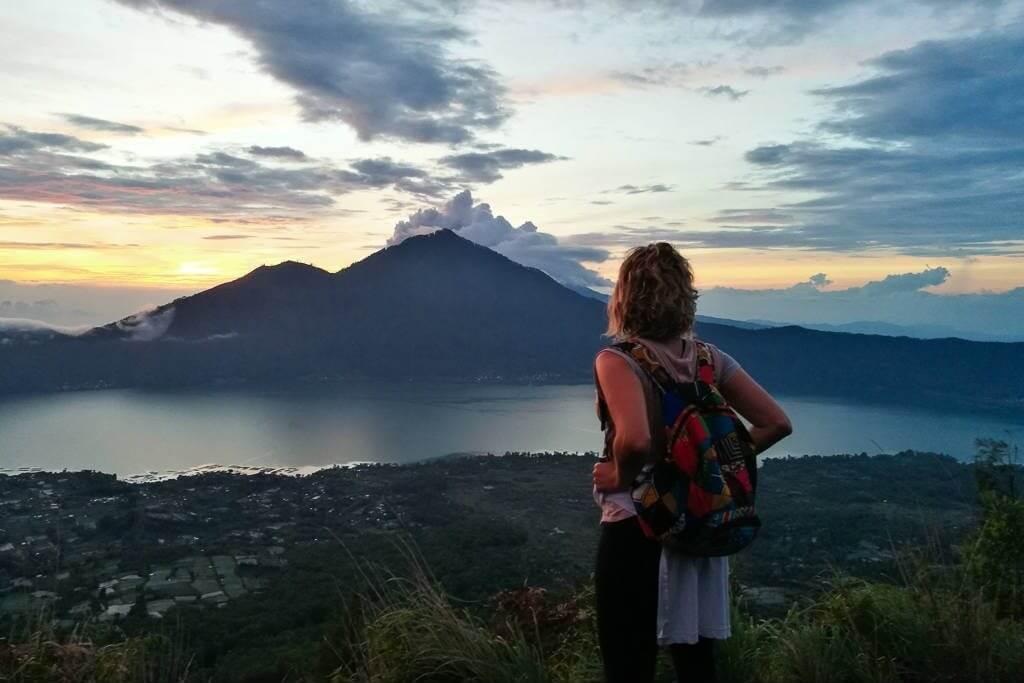 Mount Batur sunrise trek in Bali