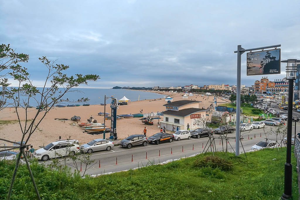 Why Naksaon Beach Korea is the best beach in Korea