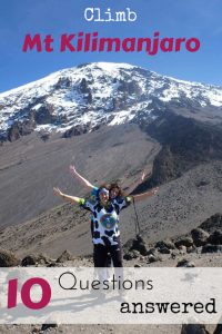 Climb Mt Kilimanjaro, Tanzania