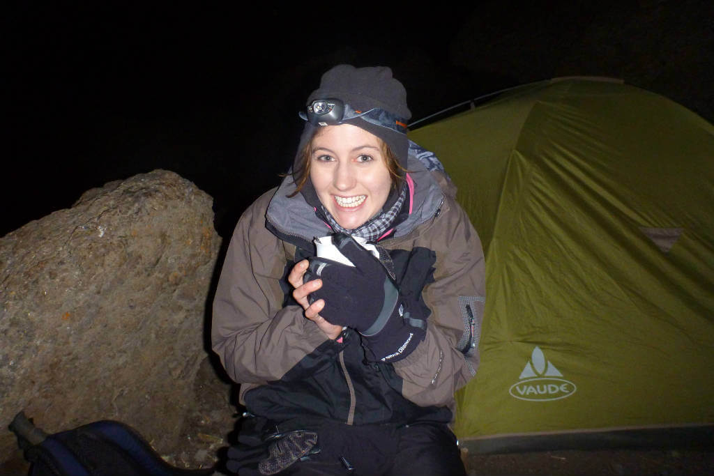 Preparing for Kilimanjaro summit climb - the longest and hardest day of my life