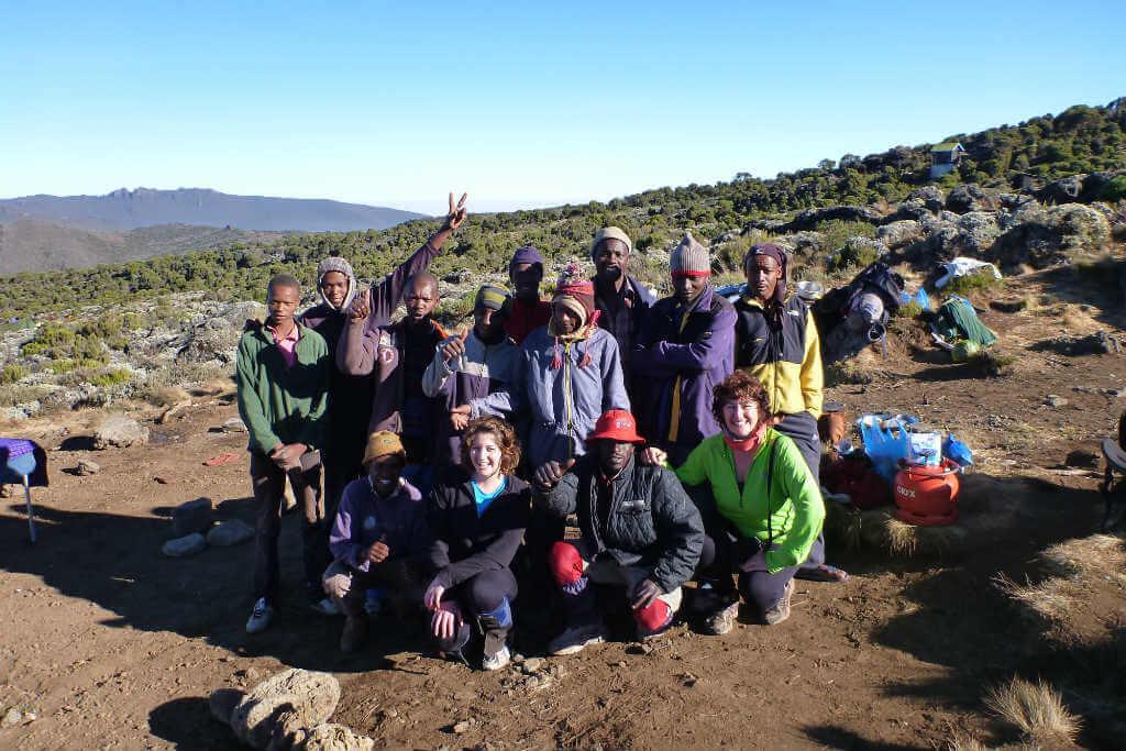 Which tour operator to use to climb Mt Kilimanjaro?