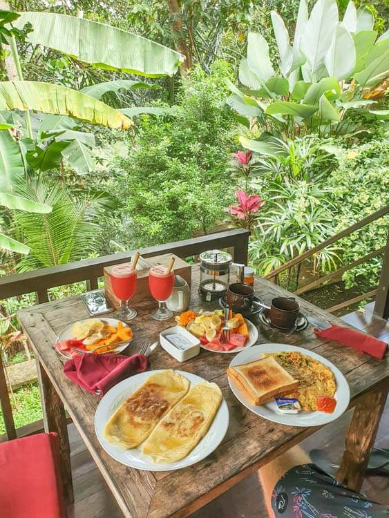 Places to stay in Ubud Forest