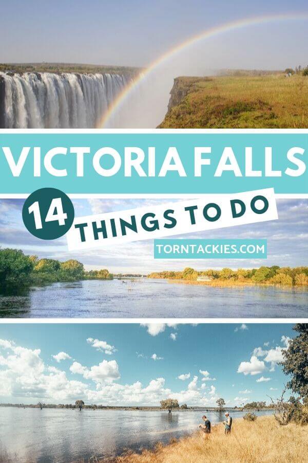 Victoria Falls Activities