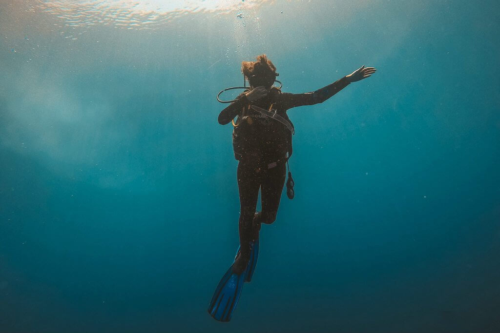 How experienced do you need to be to dive Komodo?