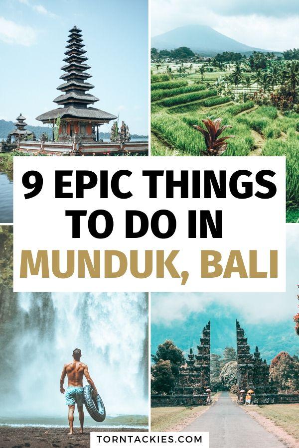 Things To Do in Munduk, Bali - Torn Tackies Travel Blog