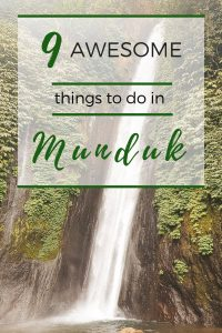 Awesome things to do in Munduk, Bali