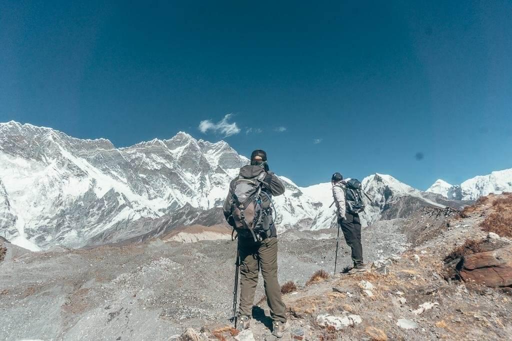 Island Peak altitude sickness