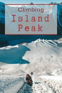 Island Peak climbing in Nepal and trek to Everest Base Camp