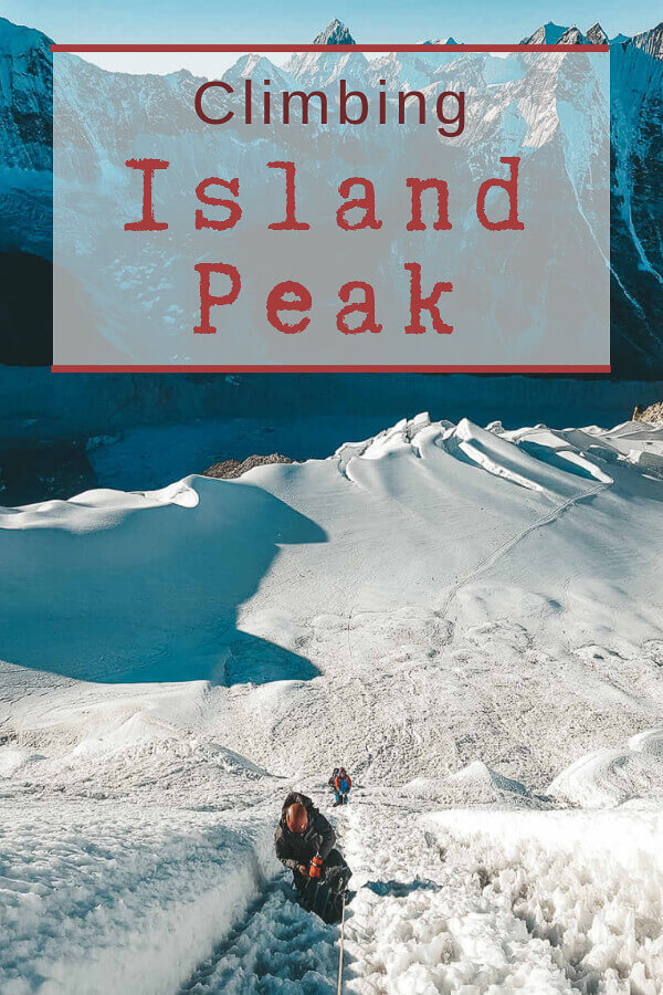 Island Peak climbing in Nepal and trek to Everest Base Camp