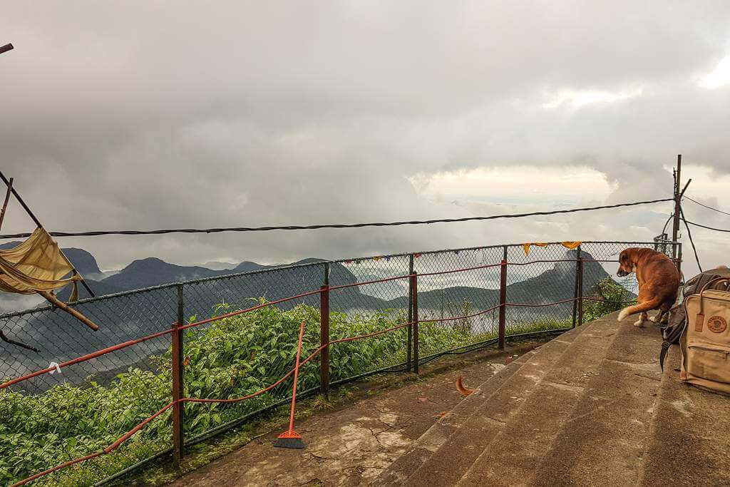 Hiking Adam's Peak