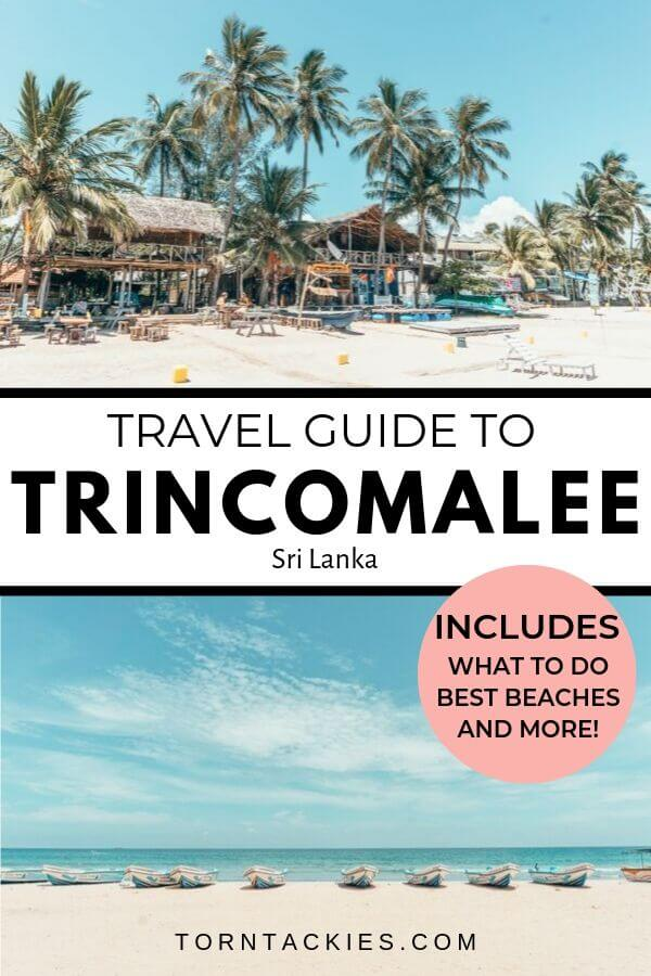 Travel Guide To Trincolamee, Sri Lanka - Torn Tackies Travel Blog