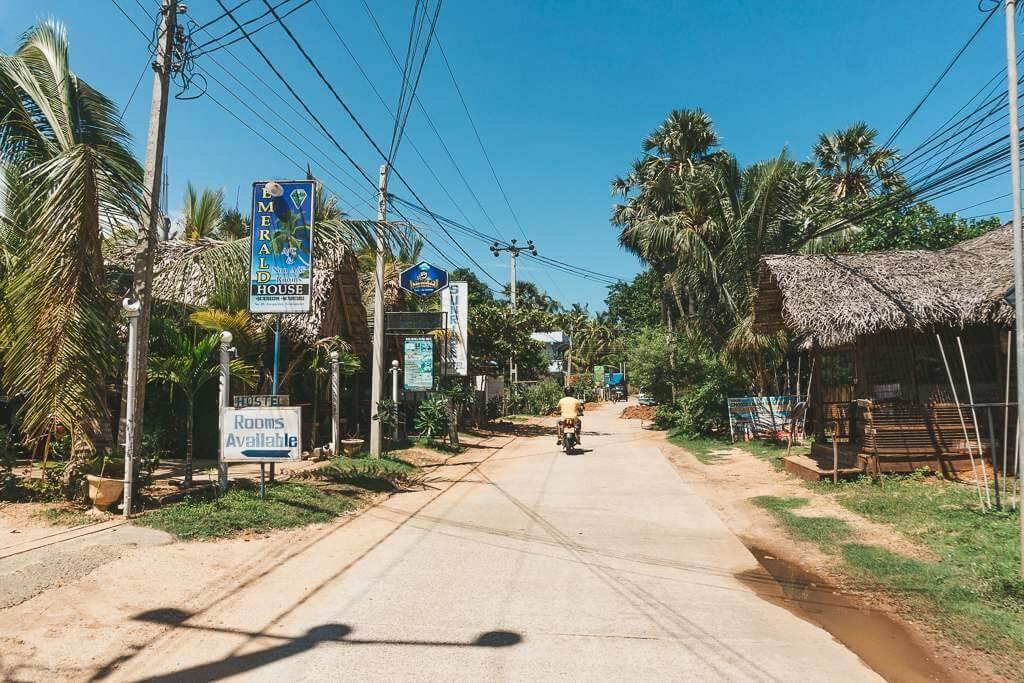 Exploring Uppuveli in Trincomalee