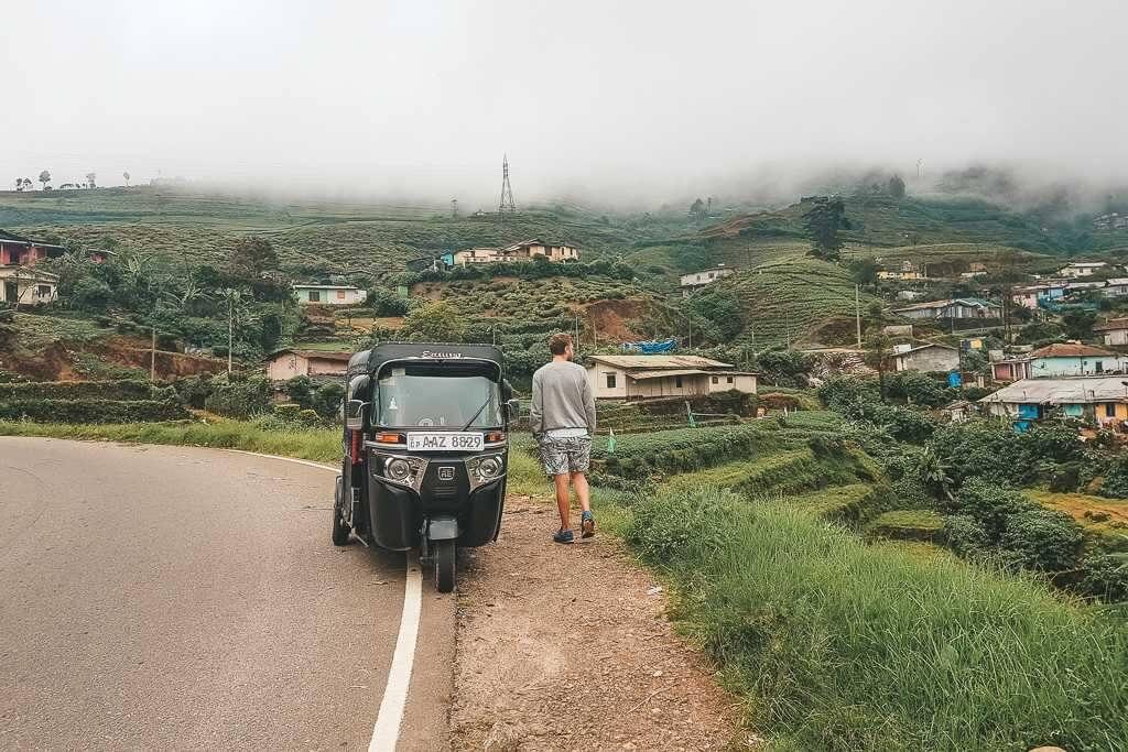 Exploring Nuwara Eliya