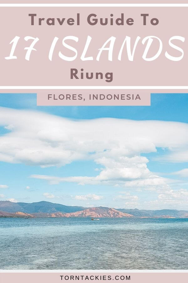Travel to Riung in Flores, Indonesia