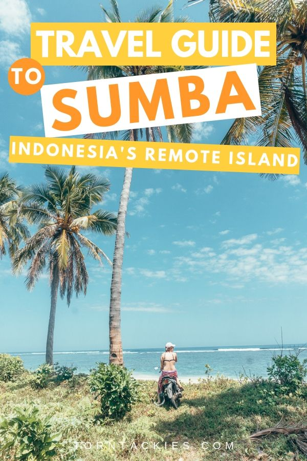Travel Guide to Sumba Island in Indonesia
