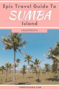 Sumba Island Travel Guide in Indonesia