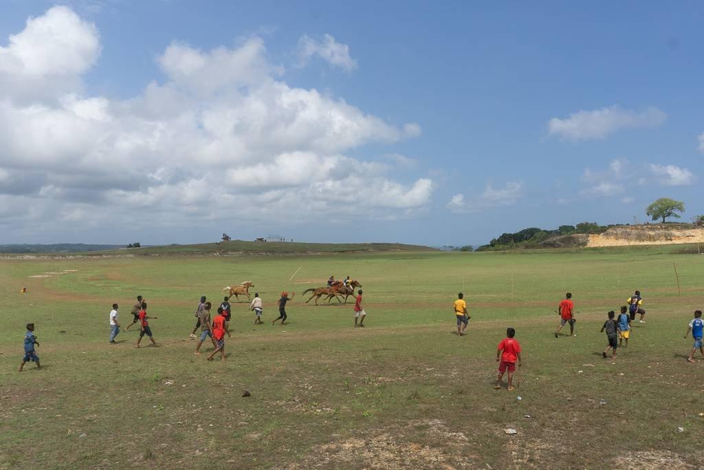 Pasola Festival on Sumba Island