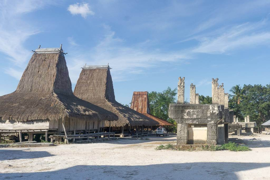 Rende Village in Sumba