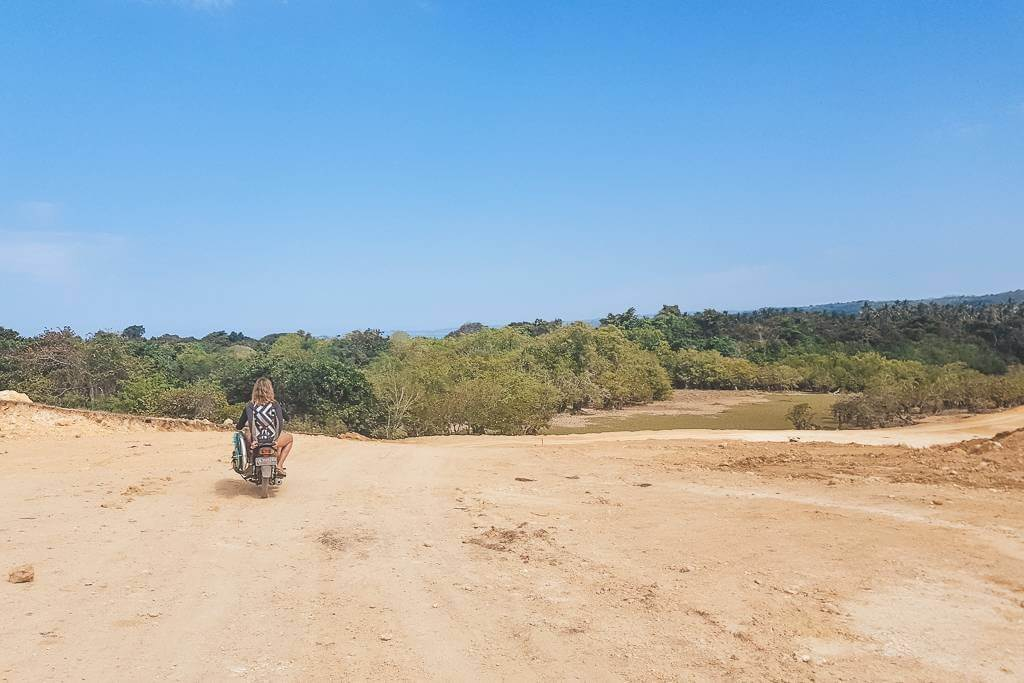 How to get around Sumba Island
