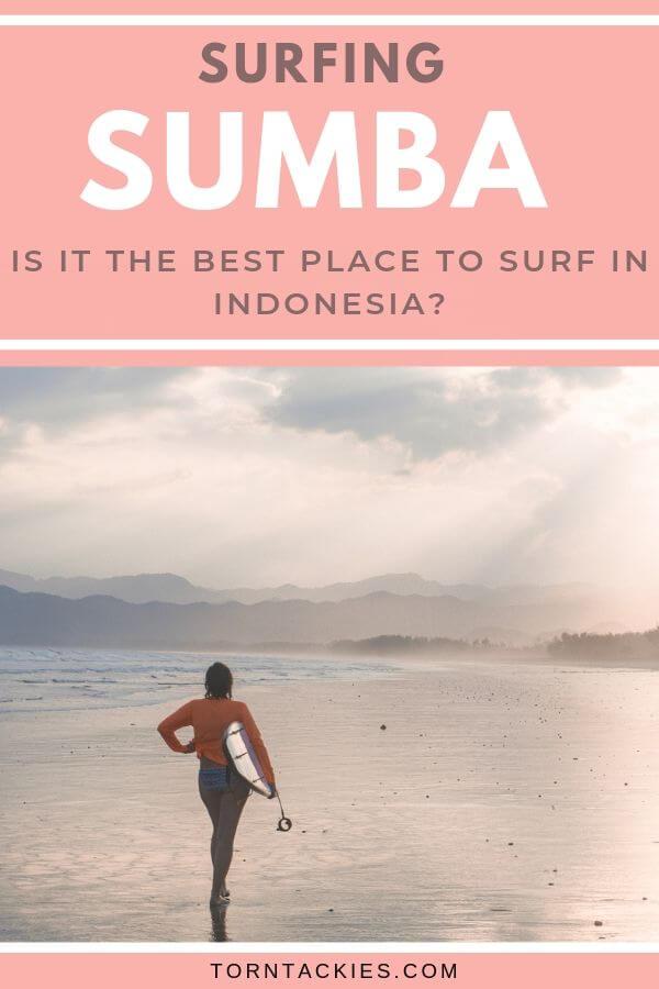 Sumba surf: surfing in Sumba, Indonesia