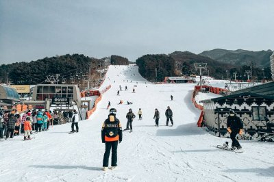 Best ski resorts in Korea near Seoul