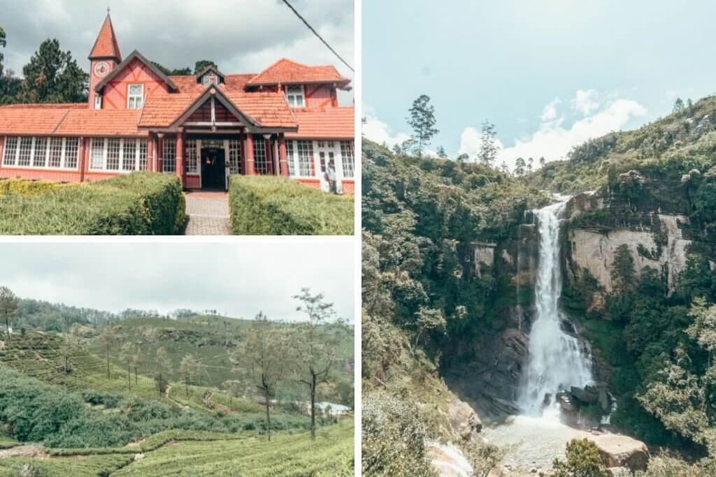 If you have one month in Sri Lanka, make sure you visit Nuwara Eliya