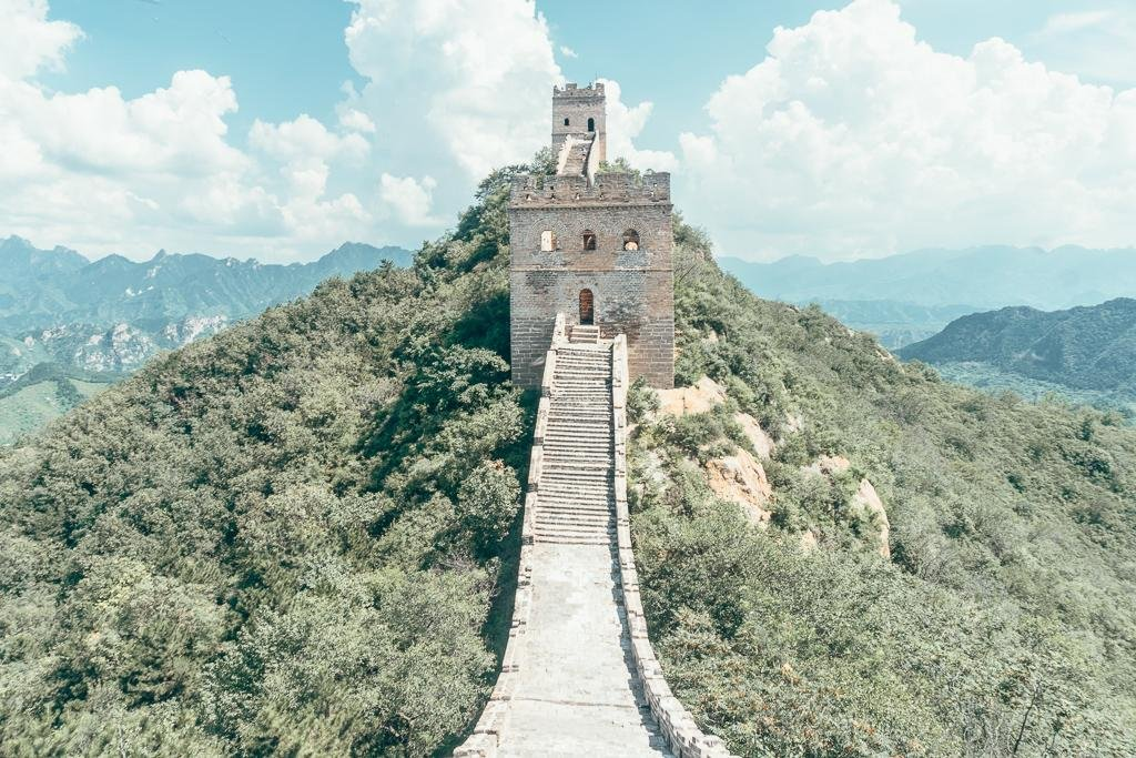 Best time to visit the Great Wall