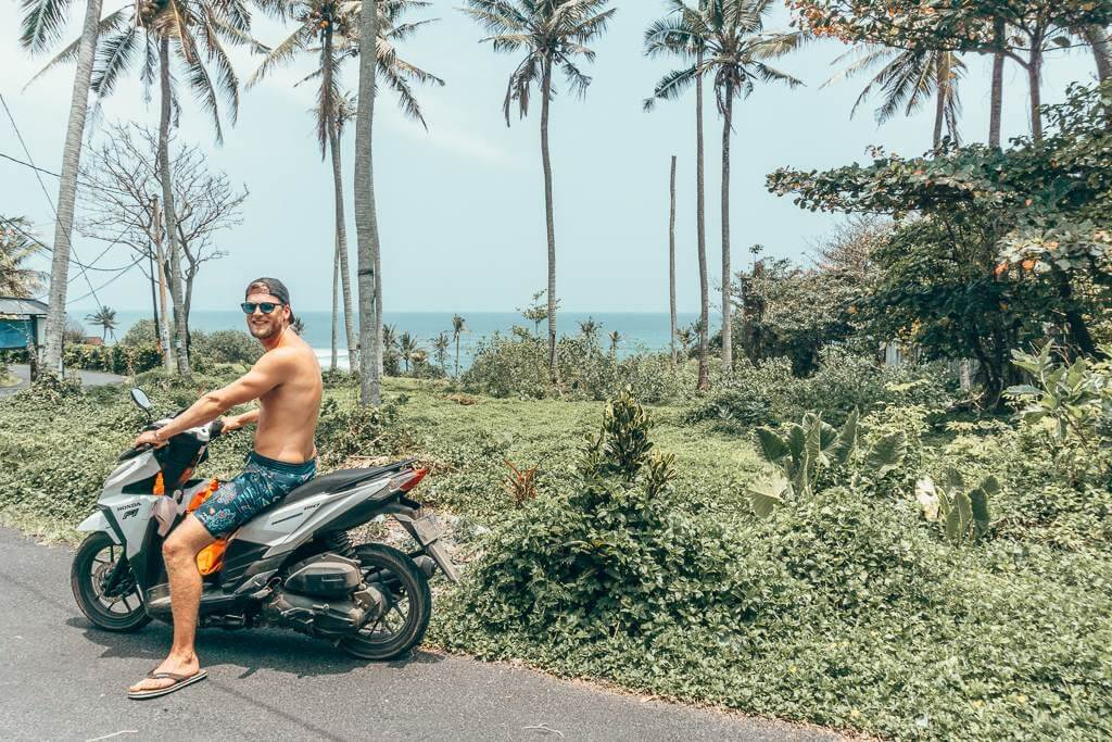 How to get to Balian Beach, Bali