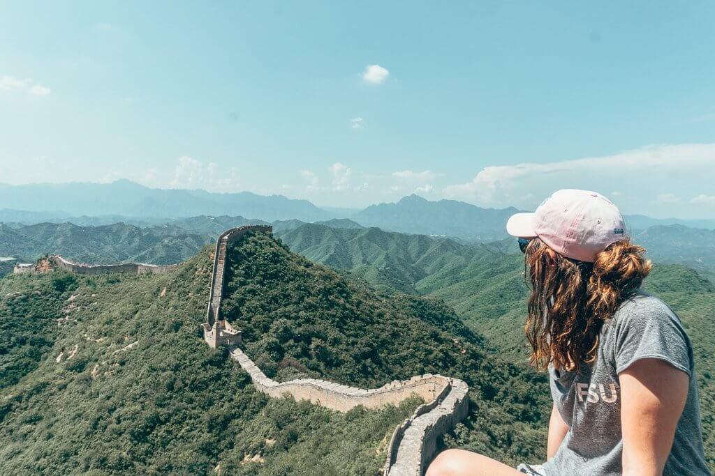 Jinshanling Great Wall Tour in China