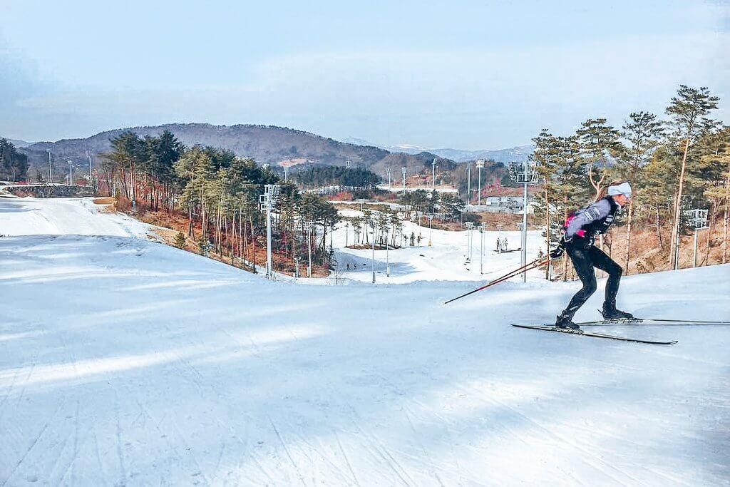 Alpenisa Ski Park In Korea