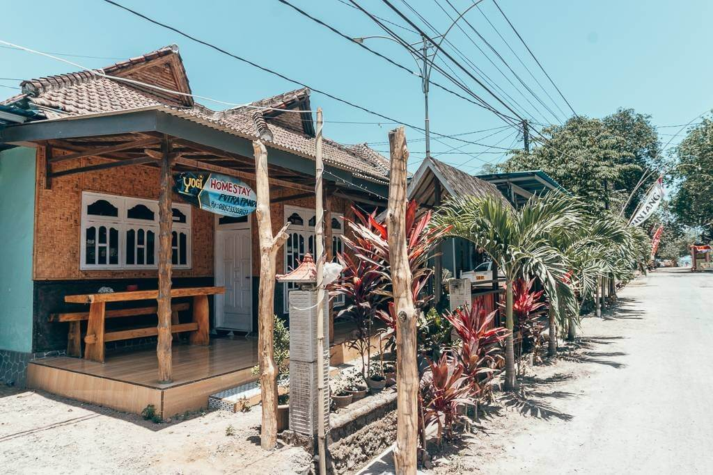 Pulau Merah accommodation