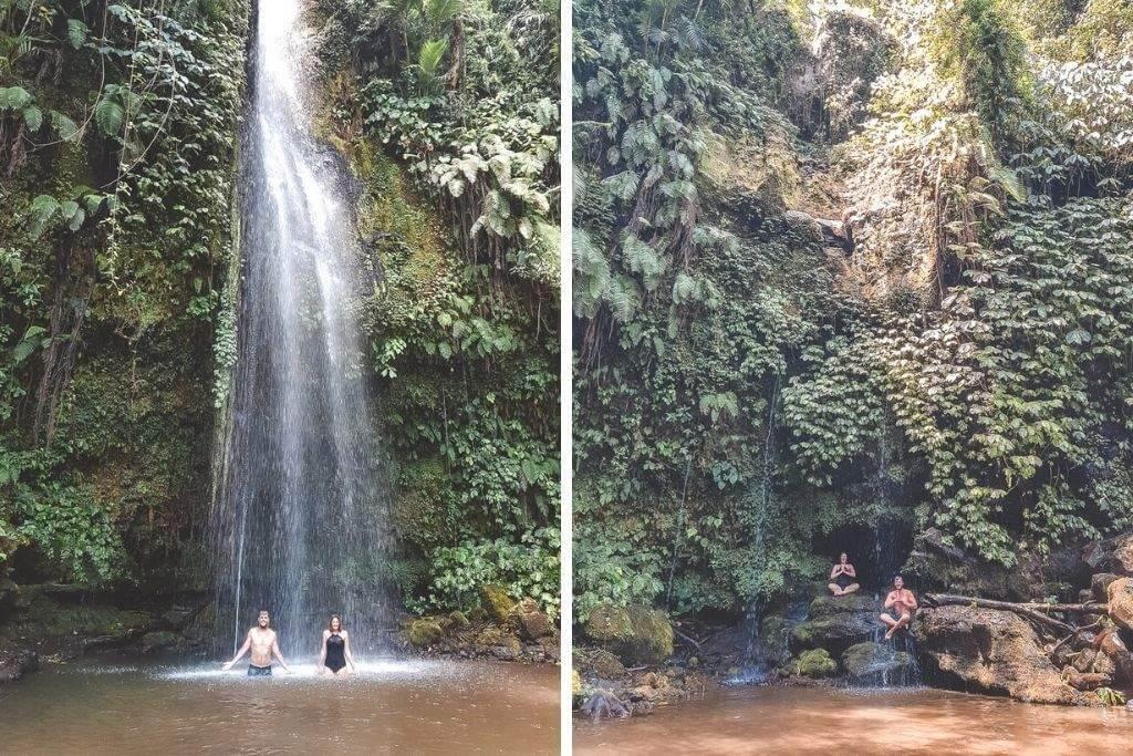 Benang Stokel Waterfall Lombok