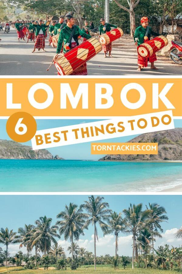 Best things to do, beaches and surf in Lombok, Indonesia - Torn Tackies Travel Blog