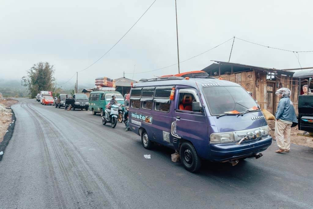 How to get to Bajawa, Flores